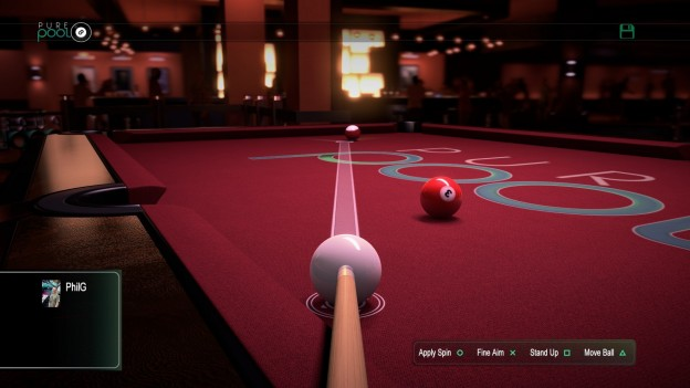 Pure Pool Screenshot #7 for PS4