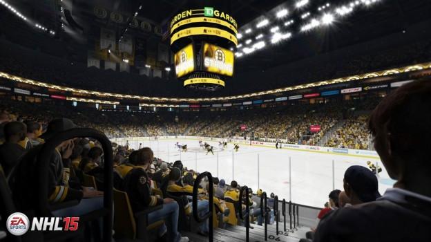NHL 15 Screenshot #10 for Xbox One