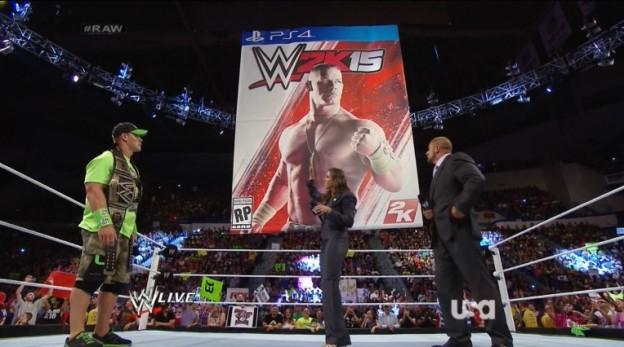 WWE 2K15 Screenshot #2 for PS4