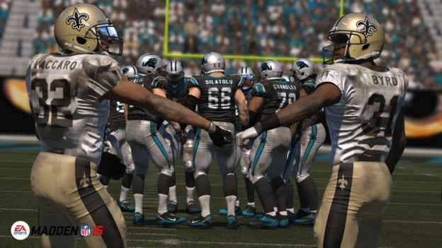 Madden NFL 15 Screenshot #3 for PS4