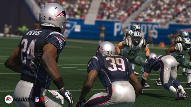 Madden NFL 15 Screenshot #4 for PS4