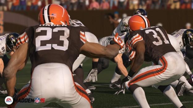 Madden NFL 15 Screenshot #5 for PS4