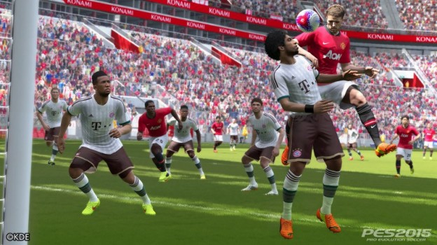 PES 2015 Screenshot #7 for PS4