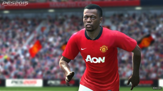 PES 2015 Screenshot #12 for PS4