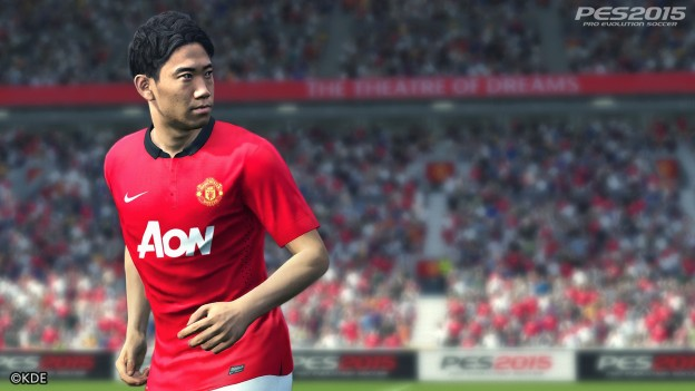PES 2015 Screenshot #13 for PS4