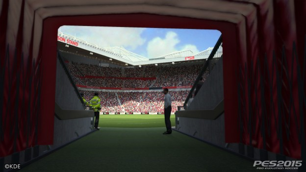 PES 2015 Screenshot #1 for Xbox One