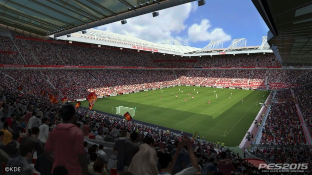 PES 2015 Screenshot #2 for Xbox One