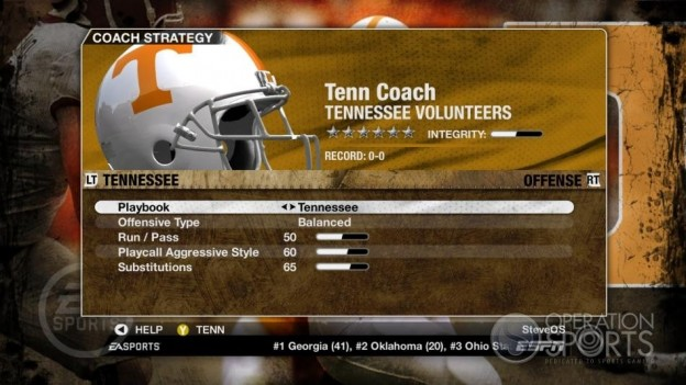 NCAA Football 09 Screenshot #275 for Xbox 360