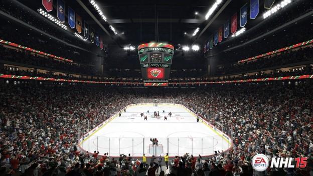 NHL 15 Screenshot #21 for PS4