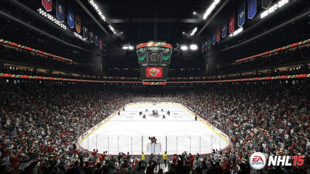 NHL 15 Screenshot #11 for Xbox One