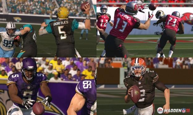 Madden NFL 15 Screenshot #6 for PS4