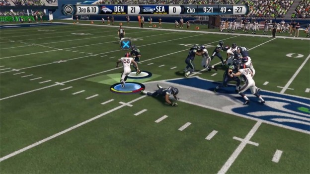 Madden NFL 15 Screenshot #51 for Xbox One