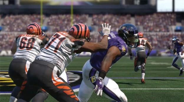 Madden NFL 15 Screenshot #7 for PS4