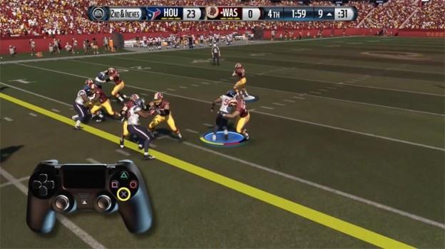 Madden NFL 15 Screenshot #8 for PS4