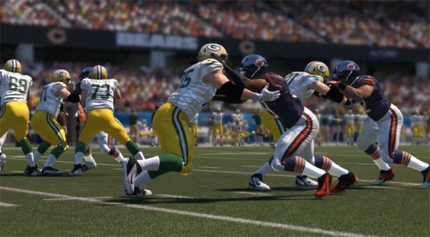 Madden NFL 15 Screenshot #9 for PS4