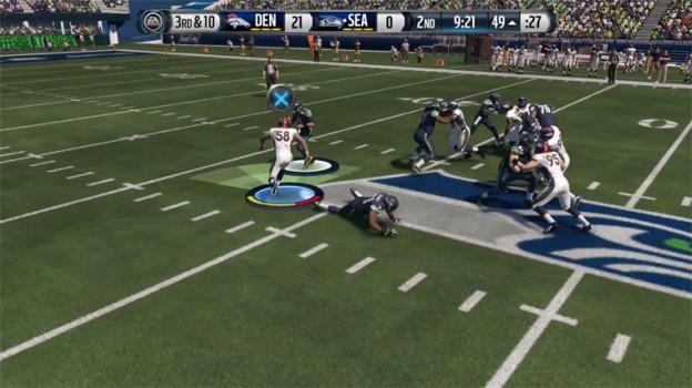 Madden NFL 15 Screenshot #10 for PS4