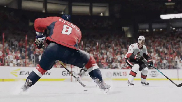 NHL 15 Screenshot #32 for PS4