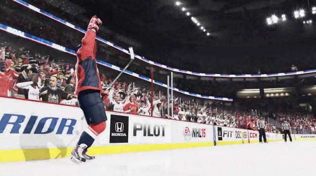 NHL 15 Screenshot #13 for Xbox One
