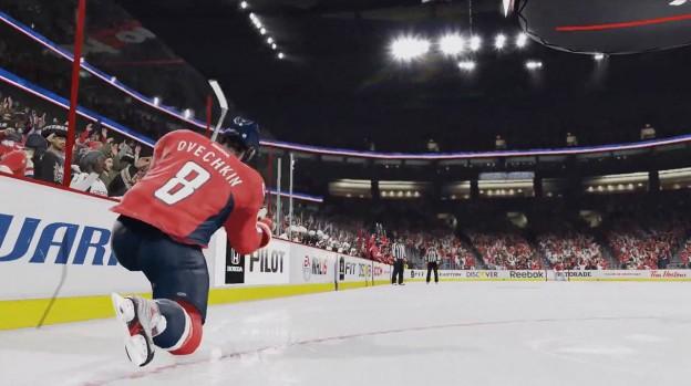 NHL 15 Screenshot #14 for Xbox One