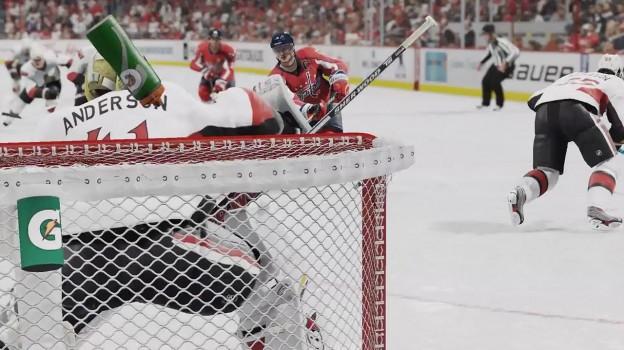 NHL 15 Screenshot #16 for Xbox One