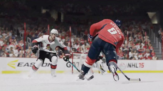 NHL 15 Screenshot #17 for Xbox One