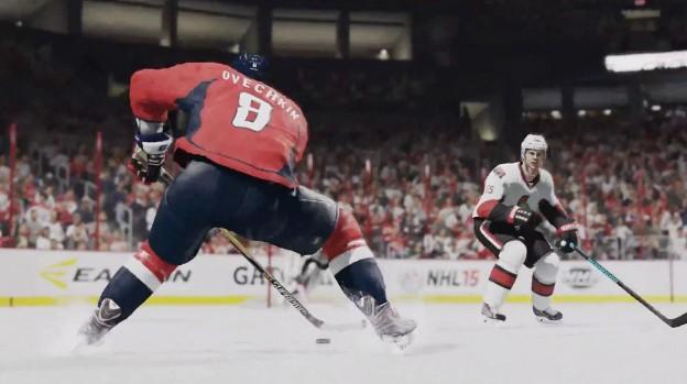 NHL 15 Screenshot #18 for Xbox One