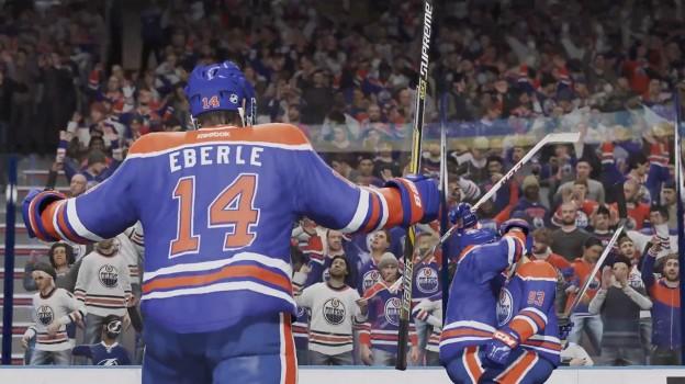 NHL 15 Screenshot #21 for Xbox One