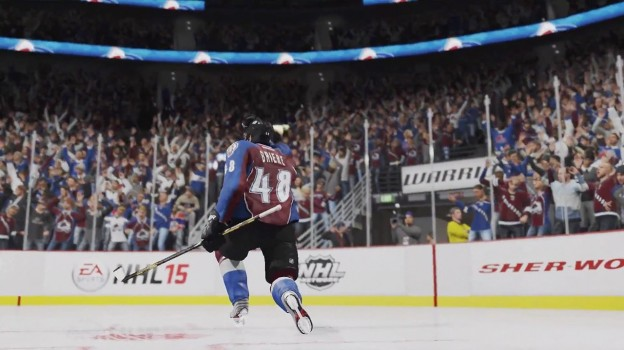 NHL 15 Screenshot #22 for Xbox One