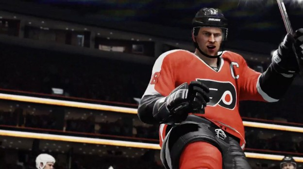 NHL 15 Screenshot #25 for Xbox One