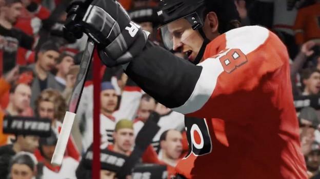 NHL 15 Screenshot #26 for Xbox One