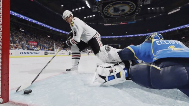 NHL 15 Screenshot #29 for Xbox One