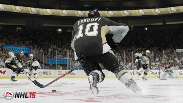 NHL 15 Screenshot #64 for PS4