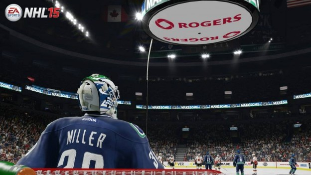 NHL 15 Screenshot #65 for PS4