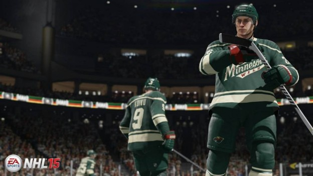 NHL 15 Screenshot #66 for PS4
