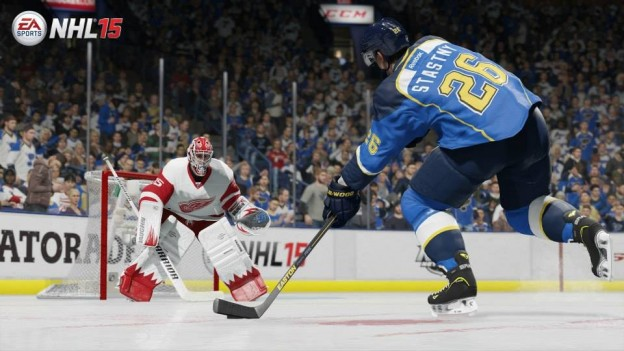 NHL 15 Screenshot #49 for Xbox One