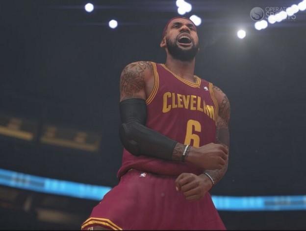 NBA 2K14 Screenshot #149 for PS4