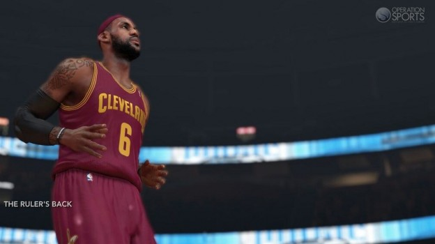 NBA 2K14 Screenshot #151 for PS4
