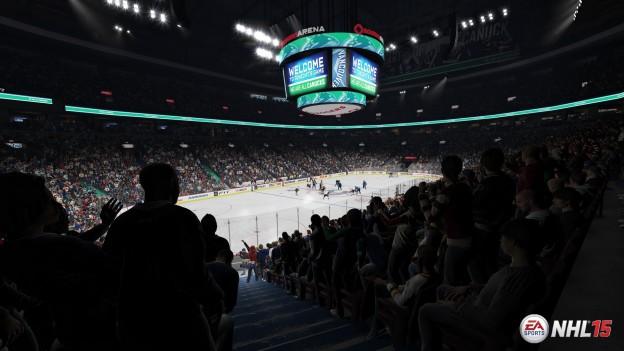 NHL 15 Screenshot #55 for Xbox One