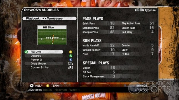 NCAA Football 09 Screenshot #292 for Xbox 360