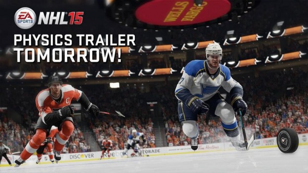 NHL 15 Screenshot #70 for PS4