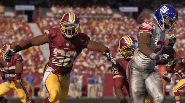 Madden NFL 15 Screenshot #16 for PS4