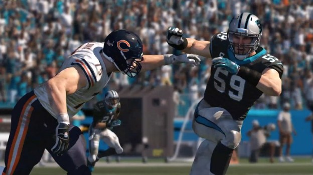 Madden NFL 15 Screenshot #21 for PS4