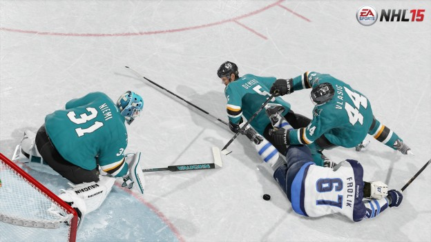 NHL 15 Screenshot #73 for PS4
