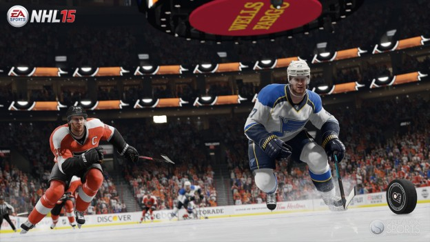 NHL 15 Screenshot #56 for Xbox One