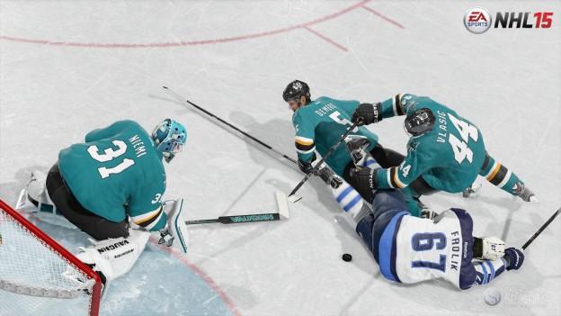 NHL 15 Screenshot #58 for Xbox One