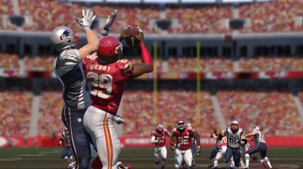 Madden NFL 15 Screenshot #27 for PS4