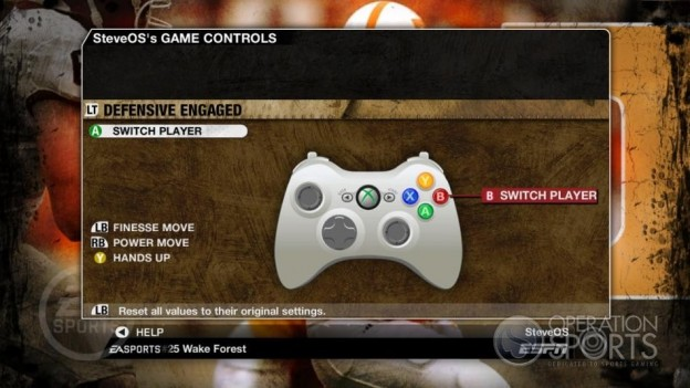 NCAA Football 09 Screenshot #296 for Xbox 360