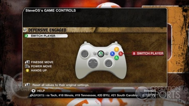 NCAA Football 09 Screenshot #297 for Xbox 360