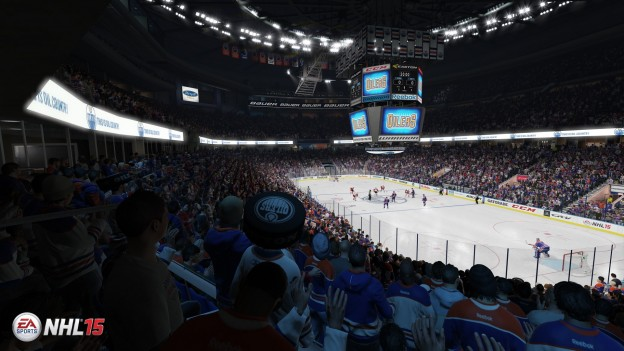 NHL 15 Screenshot #75 for PS4