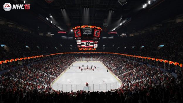 NHL 15 Screenshot #76 for PS4